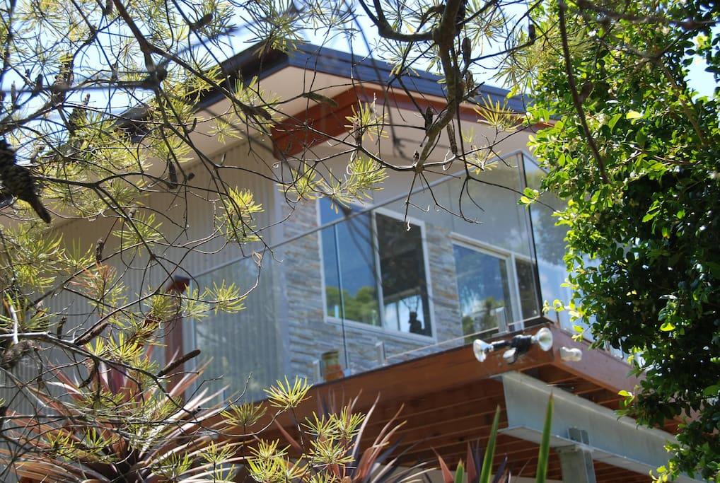 Seamore killcare dog friendly bungalow in affitto a for Piani di casa del bungalow del sud