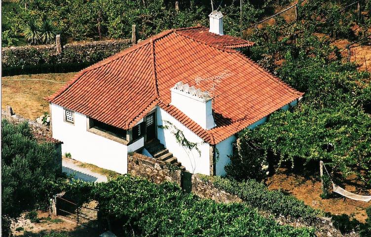 Casa de Brufe - Turismo Rural - Vitorino das Donas - Ponte de Lima - Haus