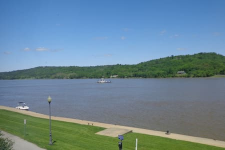 South Bank Station on the River, Augusta, KY