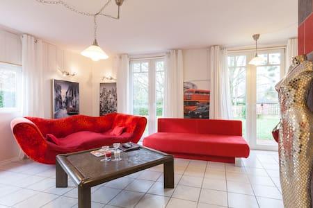 House, 4 individuals, garden, patio - Willstätt
