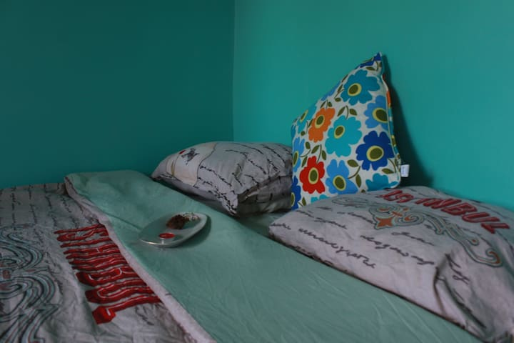 Bosphorus Turquoise Room! Sea view♡