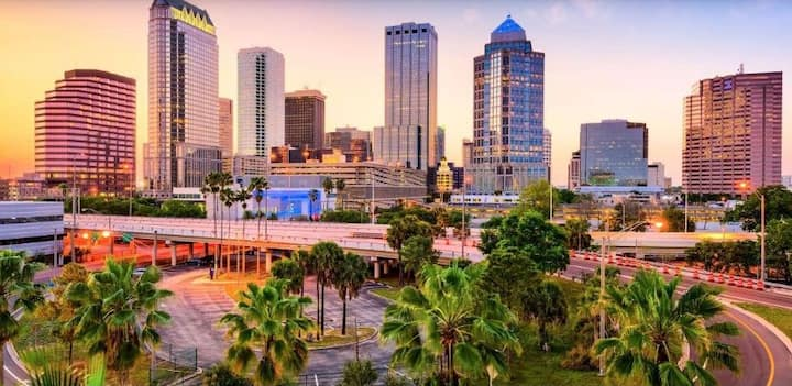 Perfect location in the heart of Tampa