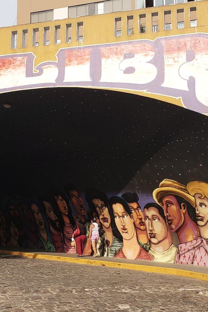 Murals of Barranco