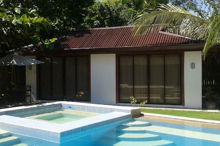 POOL HOUSE-1 bedroom-poolside-beach - Panglao Island - Bed & Breakfast