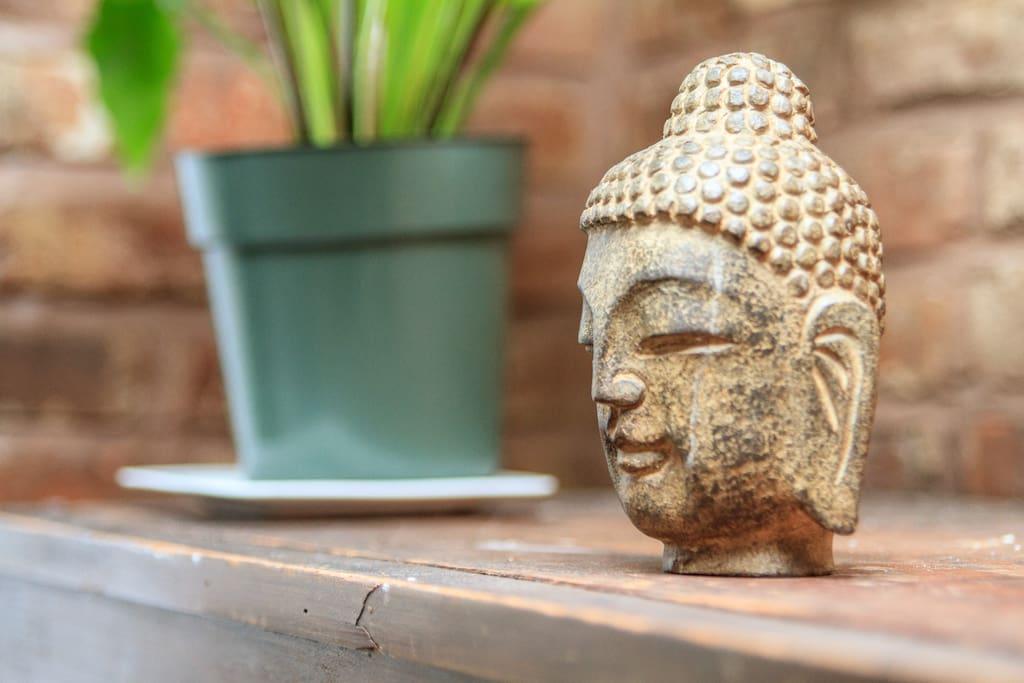 Tranquil Zen 1 bedroom NYC