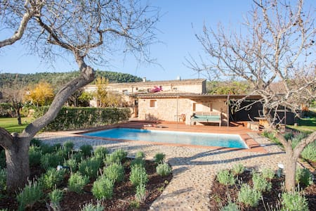 Helles und einladendes Landhaus - Santa Maria del Camí - Haus