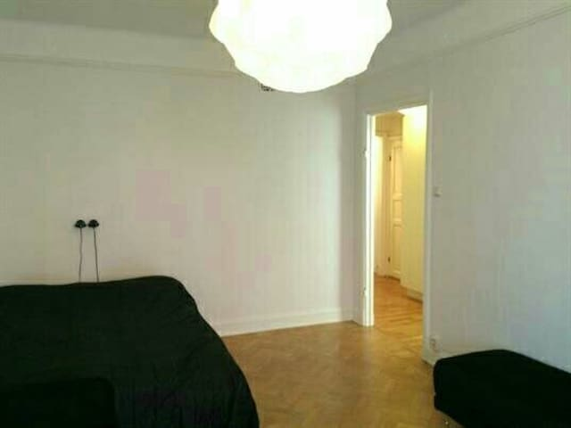 Charming room in Malmö city centre