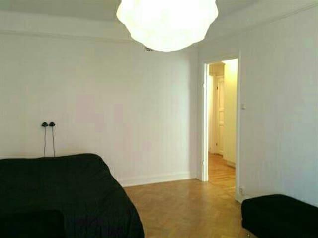 Charming room - Malmö - Huoneisto