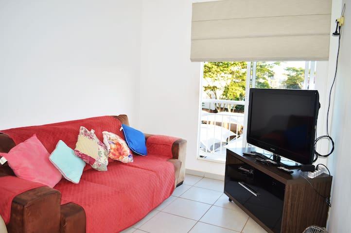 Apartamento aconchegante - próximo a UFMT