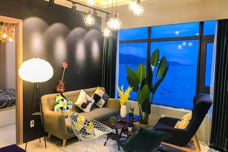 蜗牛无敌海景公寓&酒店(主题两房两厅&360°海景/山景/城市风景)