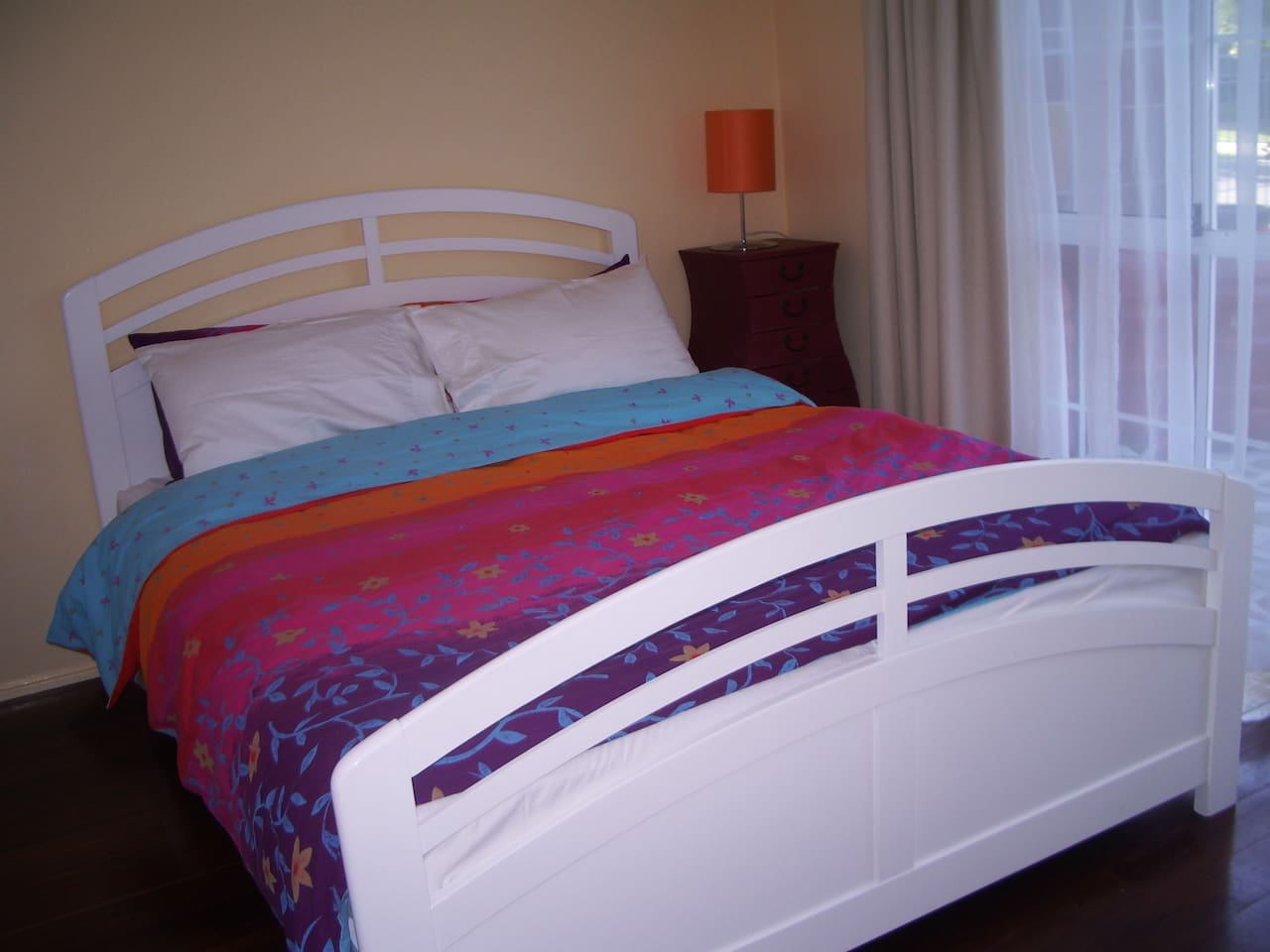Room 1, Queen Bed