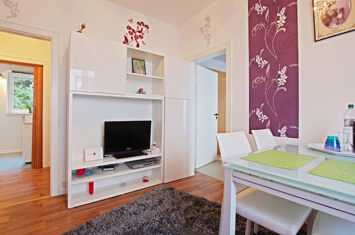 ID 5162 | 2-room-apartment wifi - Hannover - Appartement