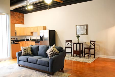 River City Loft - Free downtown parking! - 路易斯維爾