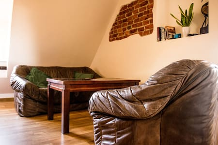 KLAIPEDA HOSTEL 2-bed room (double) - Клайпеда