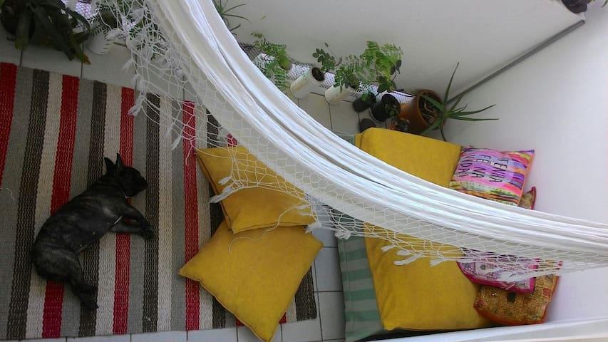 Para quem vem aventurar... - Recife - Apartment