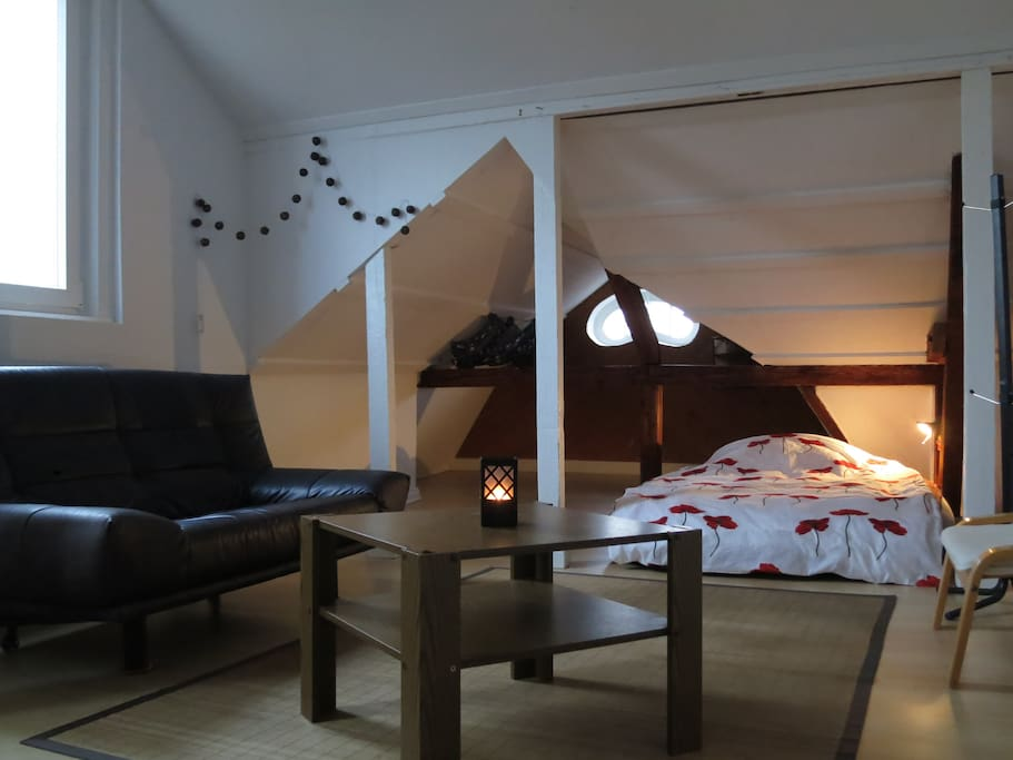 The perfect hideout - Bed and breakfasts for Rent in Bremen, Bremen, Germany
