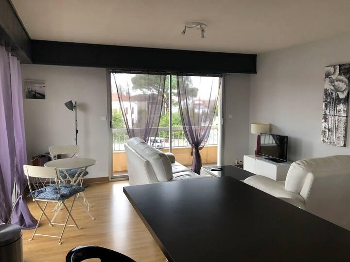 Appartement Dax centre