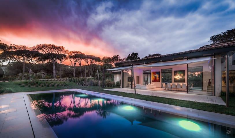 Villa de prestige à Ramatuelle