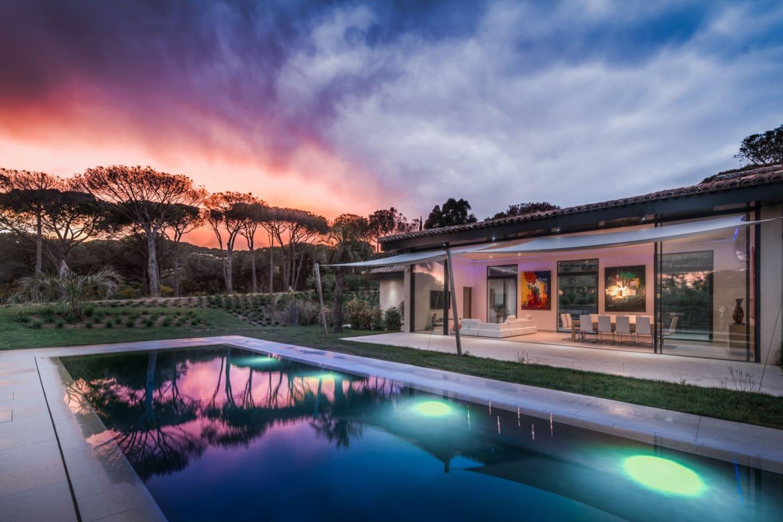 Villa de prestige Ramatuelle
