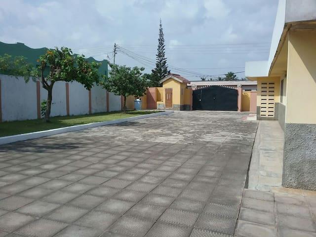 Betty's villa