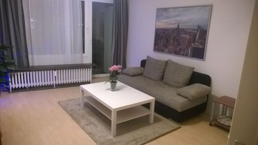 Sunny and central apartment - Amburgo