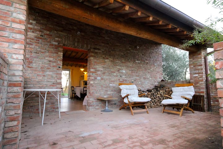 Little heaven on the hills - Siena - Ev