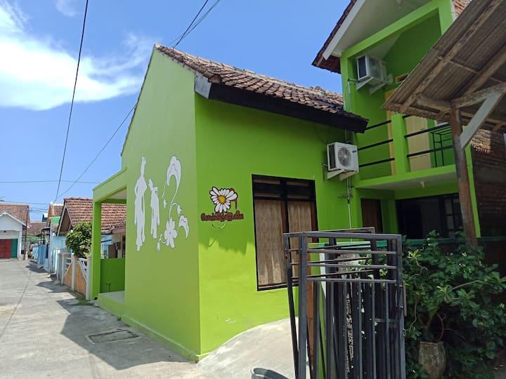 Rumah sederhana ramah dan dipusat kota Banyuwangi
