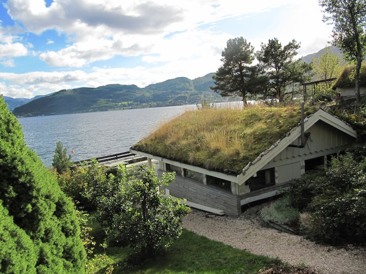 Holiday by the fiord in Hardanger
