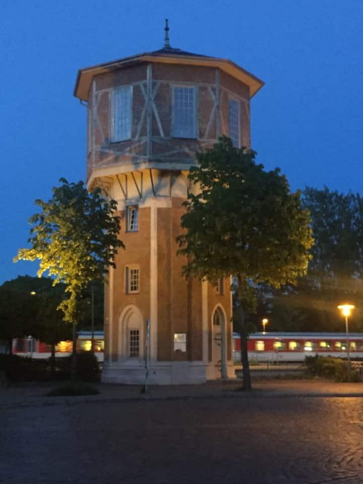 Der Niebüller Wasserturm