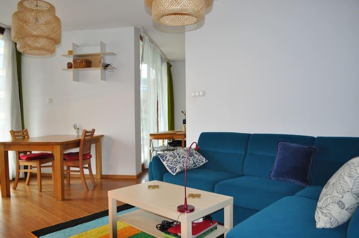 Easy Kraków - pool, Jacuzzi & sauna - Kraków - Apartment