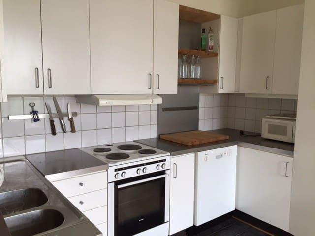 Liten mysig lägenhet i centrala Ängelholm - Ängelholm - Huoneisto
