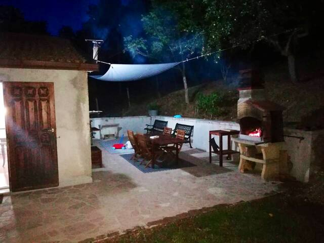 Casa nel verde a Monteleone di Spoleto