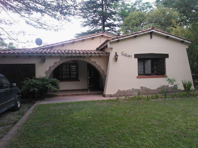 Casa en Icho Cruz - コルドバ - 一軒家