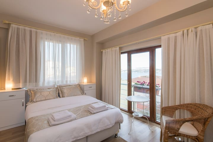 Minyon Istanbul Apartment- Sea view