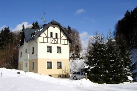 Mountain Green Apartment, Krkonoše - Rokytnice nad Jizerou - Lakás
