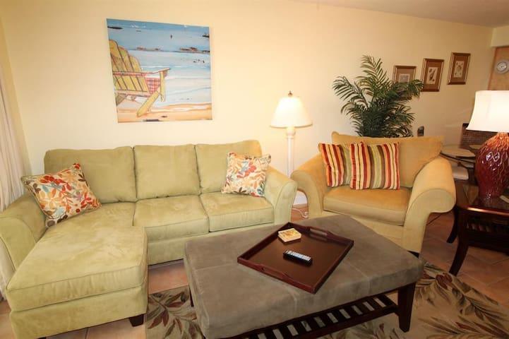 Perdido Sun 500-Chic 2BR On Gulf!  - Perdido Key - Apartment