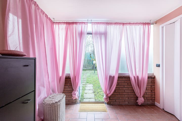 GARDEN STUDIO  WI-FI  close MILAN  - Rosate - Appartement