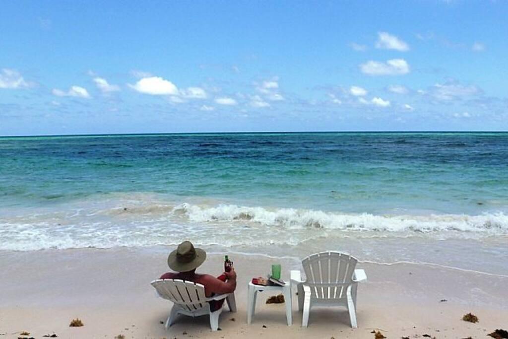 Your Beach At Casa Maria