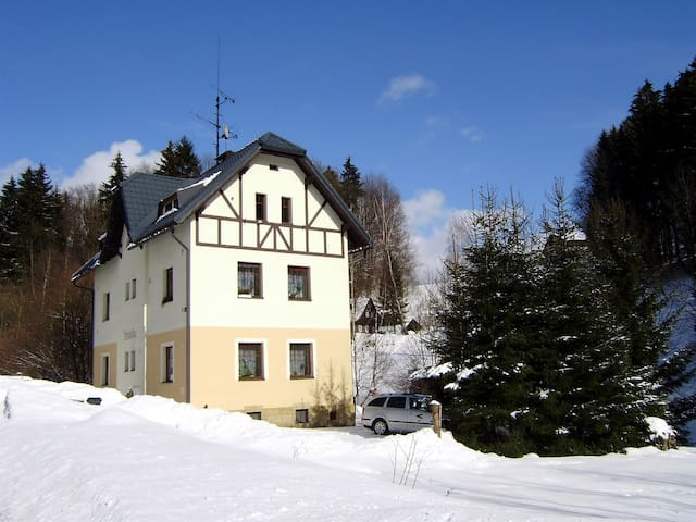 Mountain Blue Apartment, Krkonoše - Rokytnice nad Jizerou - Appartamento