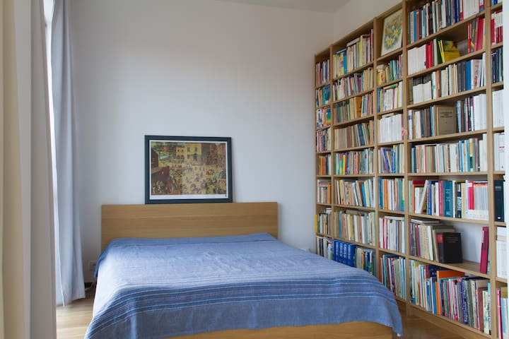 Cozy room in loft overviewing BXL - Brussel·les - Pis