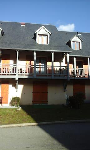 Appartement duplex T3 avec balcon