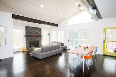 Brand New Modern Home in Catskills