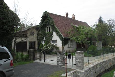 Chalupa, rodinný dům Brtníky,  NP České Švýcarsko - Staré Křečany
