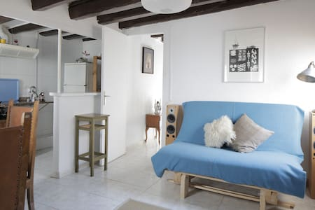 COOL AND COZY FLAT IN HEART OF CITY - Barcelona