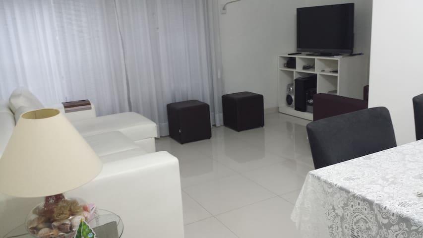 Aproveitem pacotes para as festas - Santos - Appartement