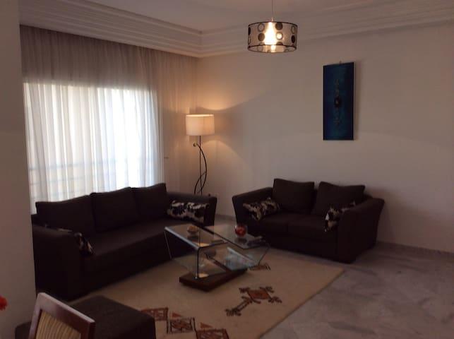 Bel appartement tout neuf