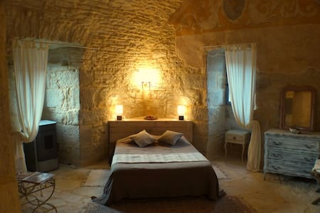 "chambre d'hotes au chateau ""Lot"" - Saint-Chamarand - Bed & Breakfast"