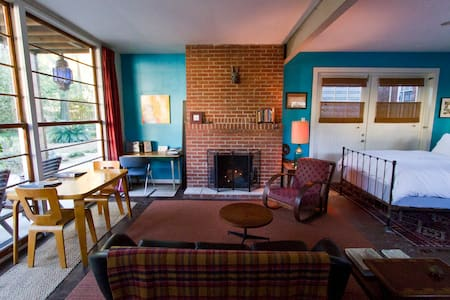 Carriage House - Cabin Apartment - Savannah - Ris