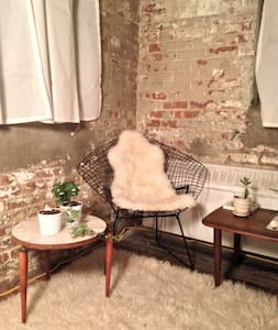 Cozy room in Awesome Red Hook Loft! - Brooklyn