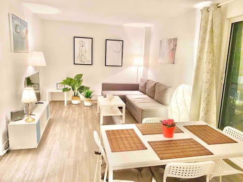 very nice apartment in the heart of montreal !